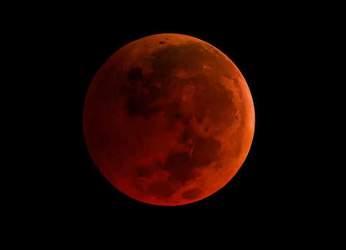 Ολική έκλειψη «Ματωμένης» Σελήνης στον άξονα Υδροχόου - Λέοντα
