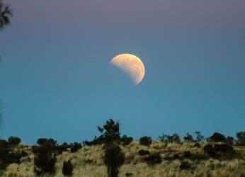 Έκλειψη Σελήνης στους Διδύμους